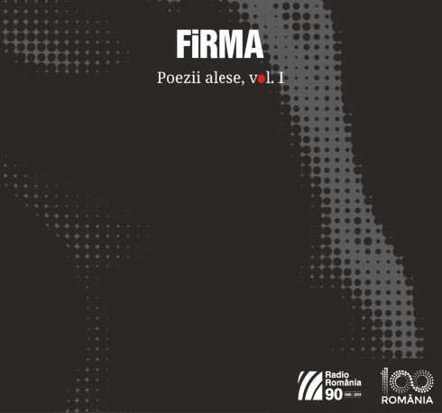 FIRMA – Poezii alese, vol. I – CD