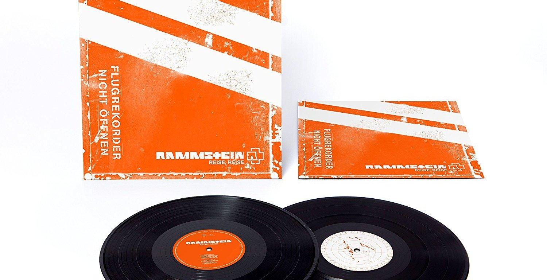 RAMMSTEIN – Reise, Reise – Vinyl