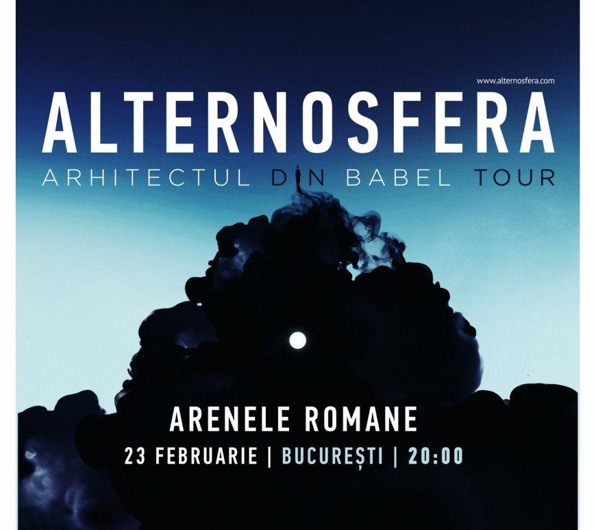 Alternosfera – Lansare de Album 22 – 23 februarie