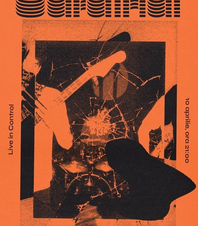 Concert Cardinal Live at Club Control – 10.04