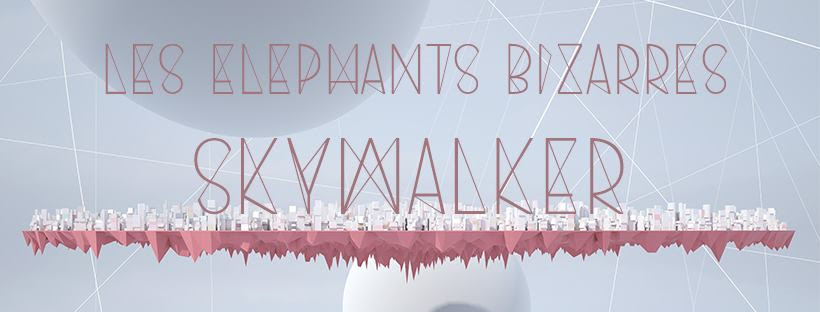 "The sky is the limit! Les Elephants Bizarres lanseaza piesa ""Skywalker"""