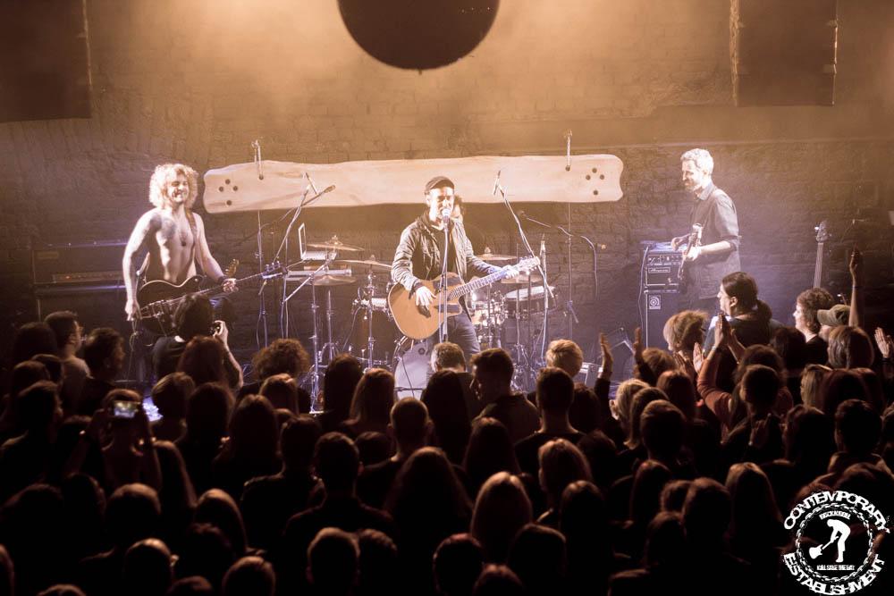 Firma Live in Club Control Bucuresti 16.03.19 - Foto-Video
