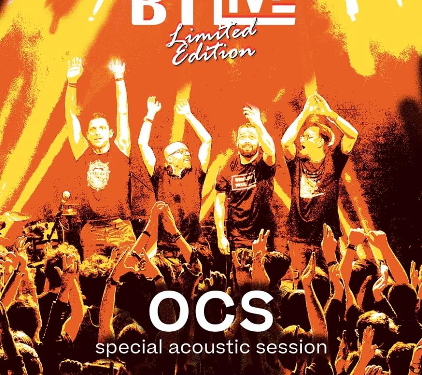 Omul cu Șobolani - Acoustic Session @ BT Live Limited Edition - 21 Noiembrie
