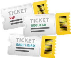 Event Tickets - Contemporary-Establishment