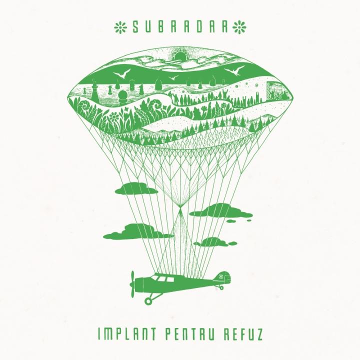 Concert IMPLANT PENTRU REFUZ - lansare album SUBRADAR in Quantic