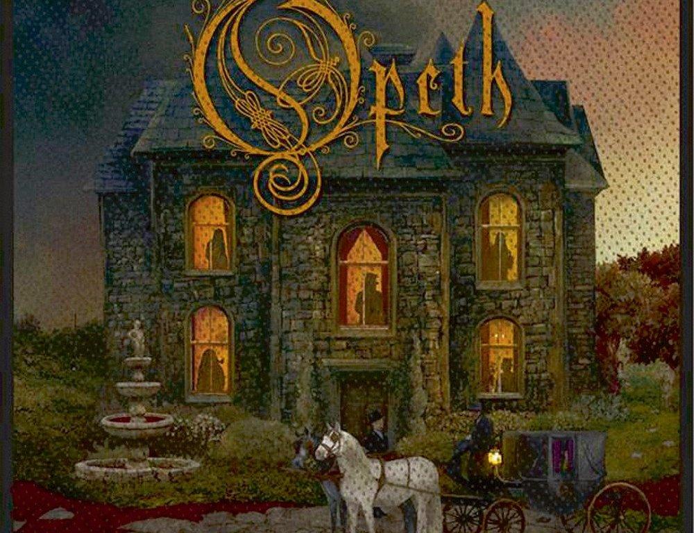 OPETH - In Cauda Venenum - Contemporary-Establishment