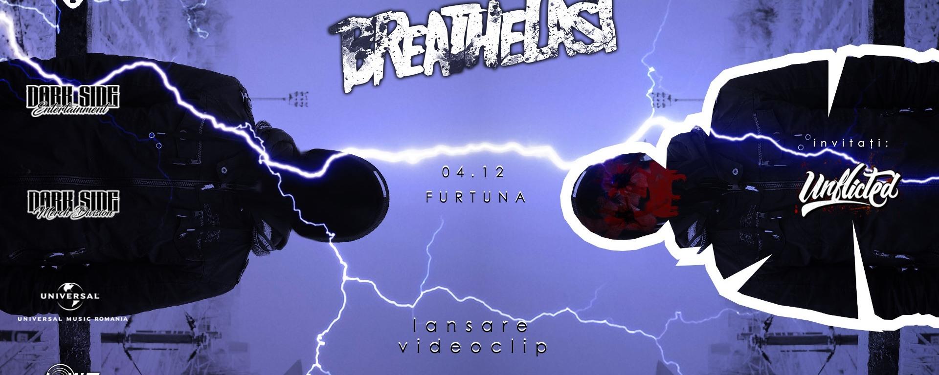 Breathelast lansare Furtuna I Unflicted live at Control - Contemporary-Establishment