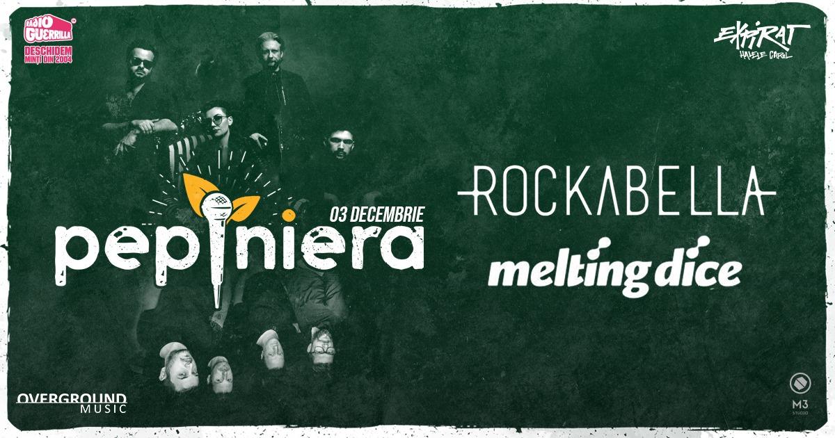 Pepiniera: Rockabella & Melting Dice Lin Expirat - Contemporary-Establishment