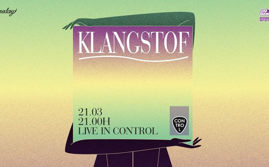 Klangstof (NL) Live in Control - Contemporary-Establishment