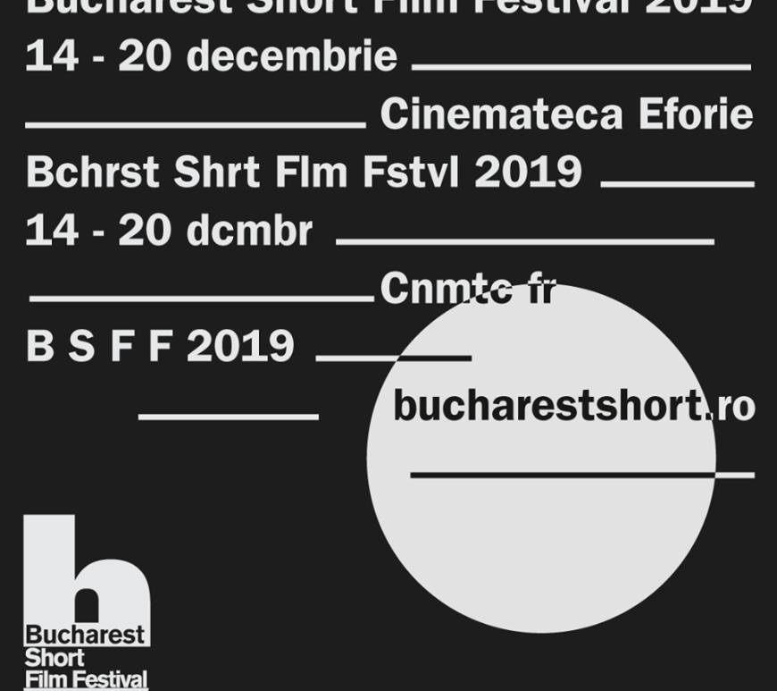 Bucharest Short Film Festival 2019 - Contemporary-Establishment