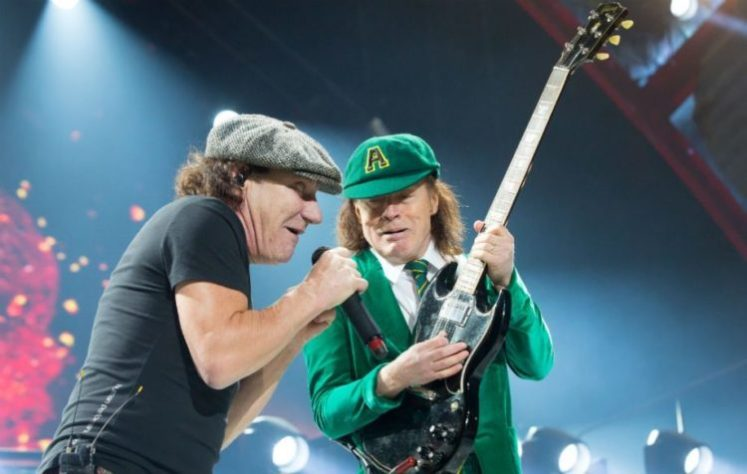 Brian Johnson se intoarce in AC/DC - Contemporary-Establishment