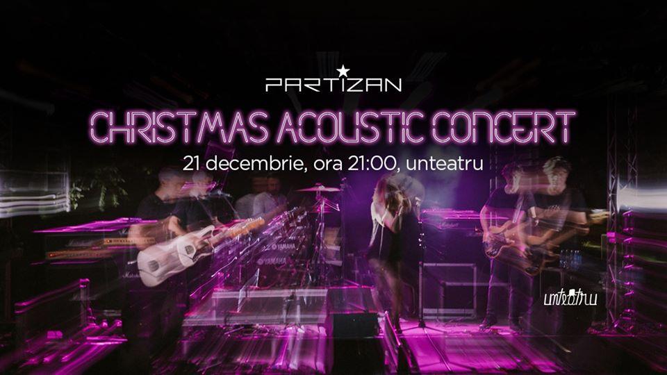 21 Partizan - acoustic la UnTeatru - Contemporary-Establishment
