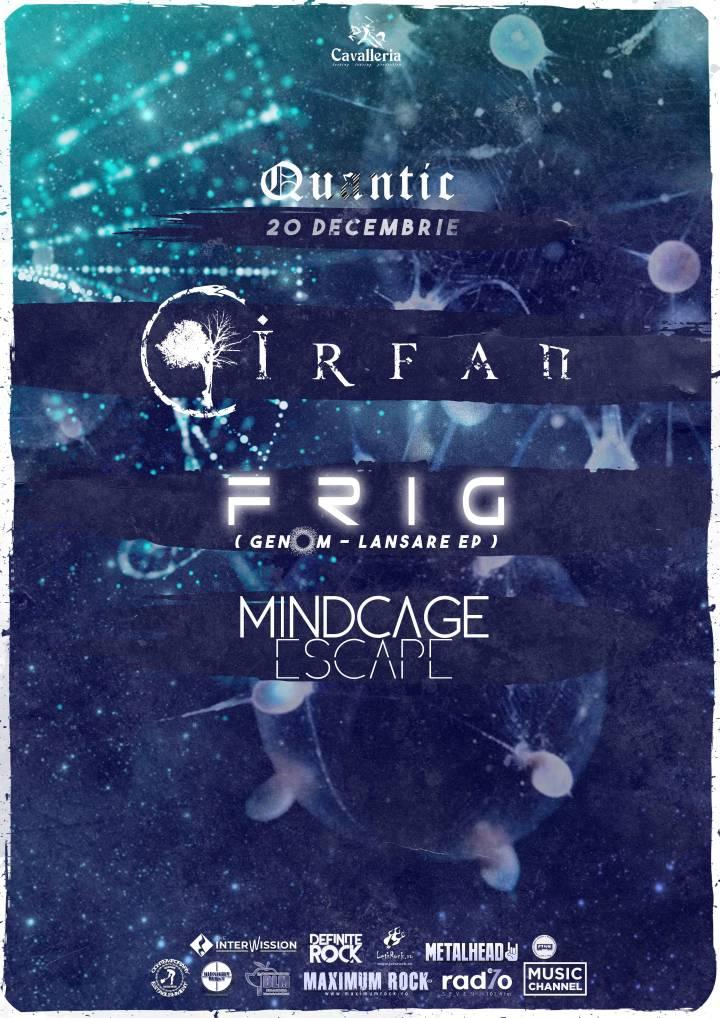 Pe 20 decembrie se lasa FRIG peste Club Quantic! - Contemporary-Establishment