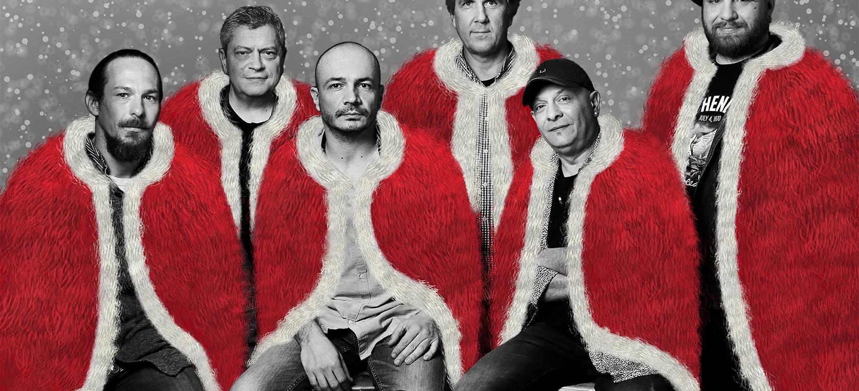 Concert călduros în mijloc de decembrie cu Nightlosers si 20 secole vulpe la Quantic - Contemporary-Establishment