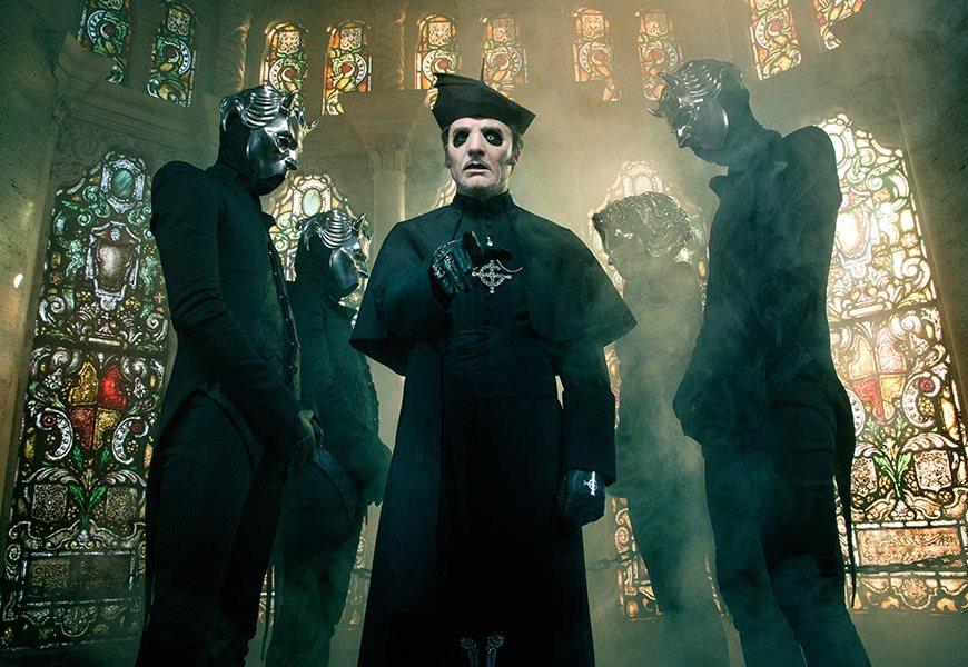 Mic ghid al fiecarui membru al universului trupei Ghost - Contemporary-Establishment