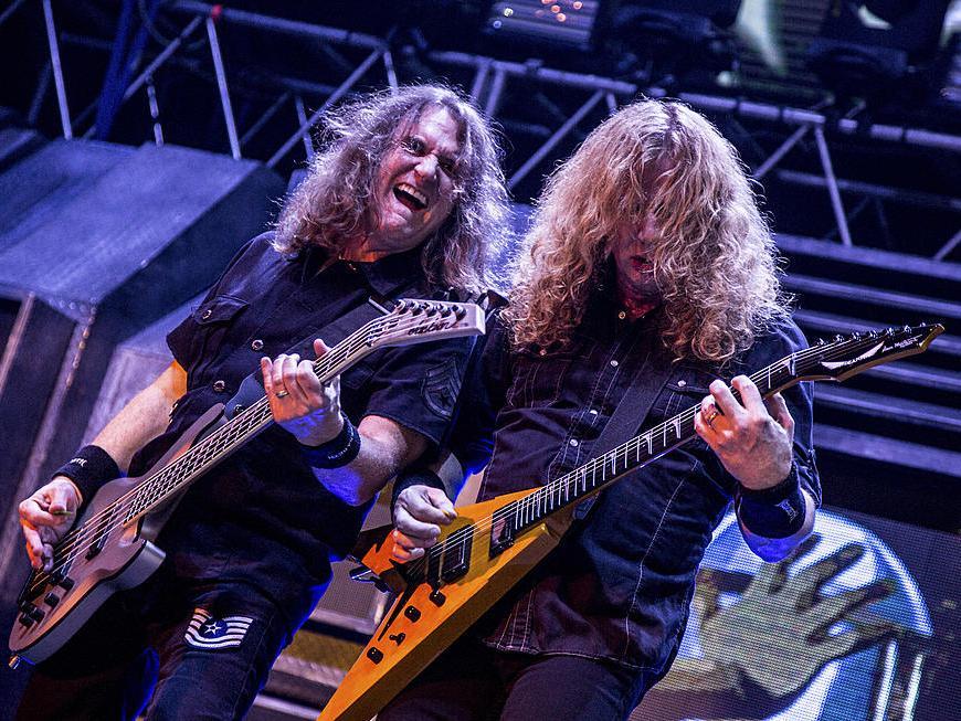 Top 14 lucruri pe care cel mai probabil nu le stii despre Megadeth - Contemporary-Establishment