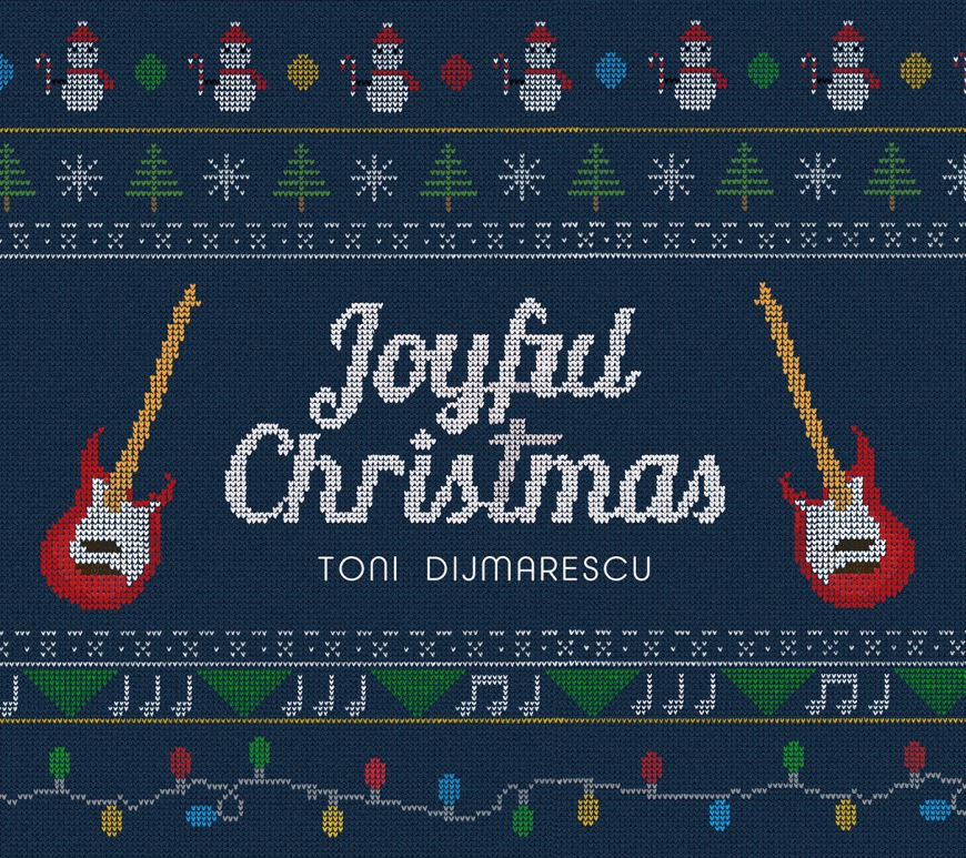 "TONI DIJMARESCU lanseaza ""Joyful Christmas"" - Contemporary-Establishment"