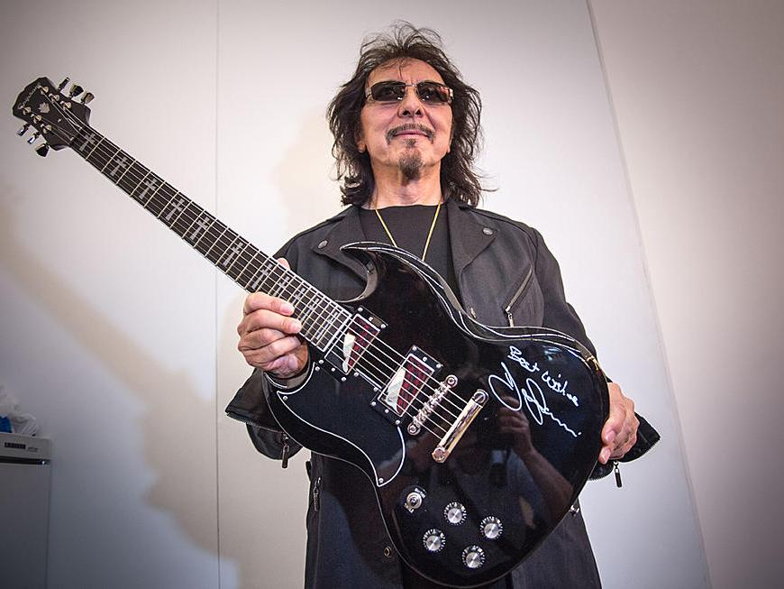 Tony Iommi Greatest Metal Guitarist - Gibson - Contemporary-Establishment