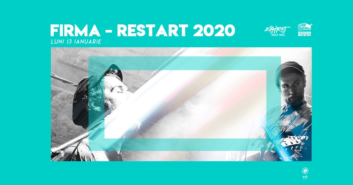 Concert FiRMA Live in Expirat Restart 2020 - 13.01 - Contemporary-Establishment
