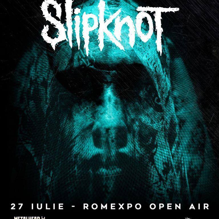 Concert Slipknot la București in cadrul festivalului Metalhead Meeting 2020