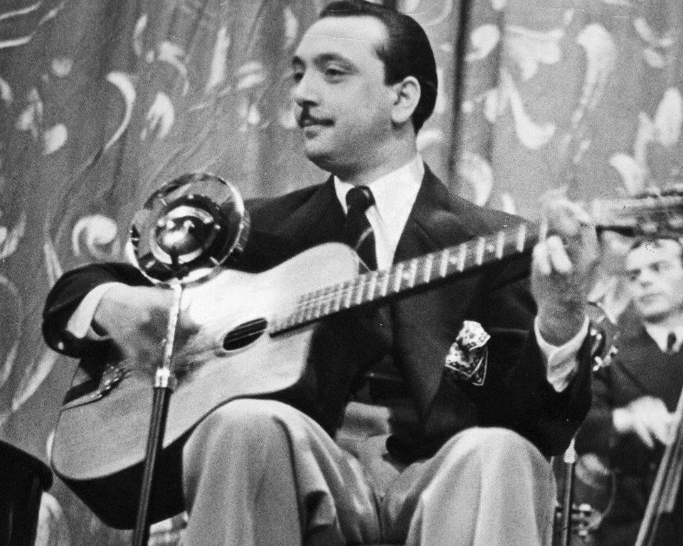 Concert omagial Django Reinhardt cu Hot Club de Bucharest