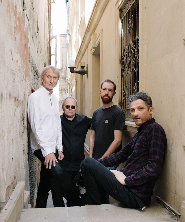 Concert Erik Truffaz Quartet la Jazz Nouveau in Control