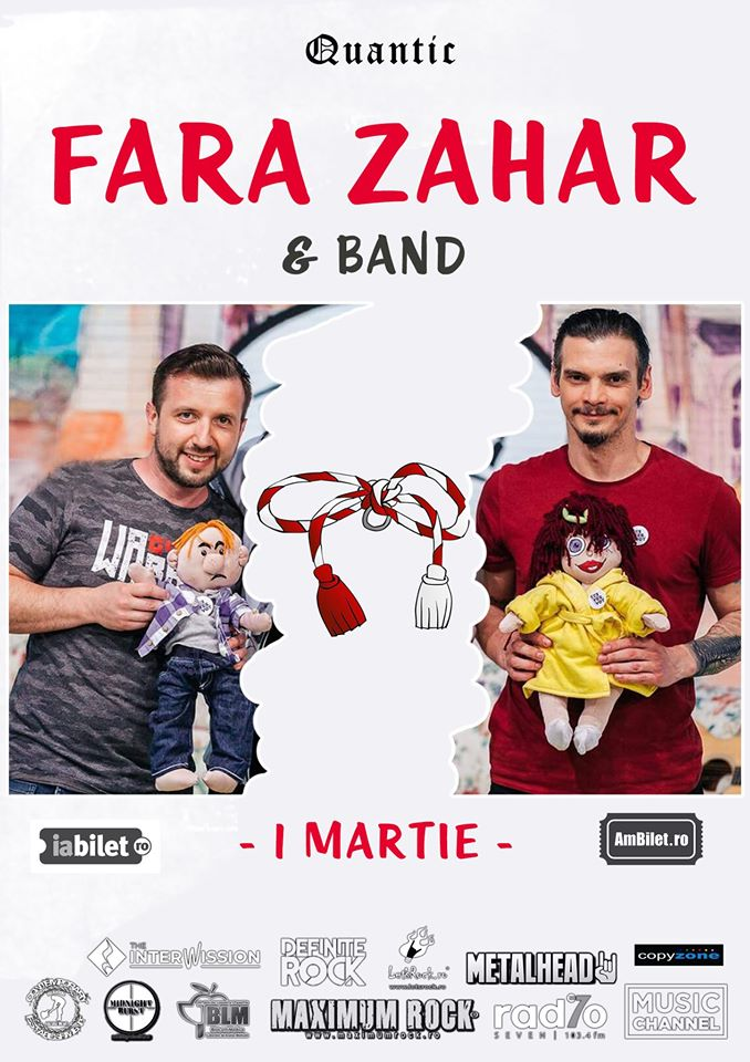 Concert Fara Zahar - Electric Live in Quantic