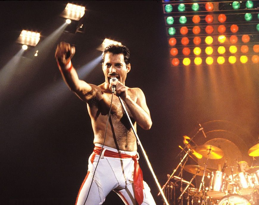 Freddie Mercury a fost desemnat drept cel mai bun vocalist al tuturor timpurilor de catre oamenii de stiinta