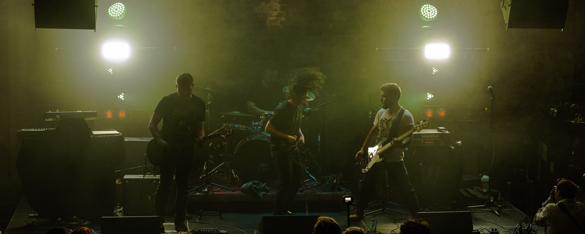 """Trupa bucureșteană de stoner rock, Green Shepherd, a lansat două noi piese, """"Mycelium"""" și """"Inert"""""""