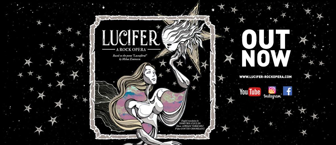 Lucifer - A Rock Opera - O noua opera-rock lansata in 2020
