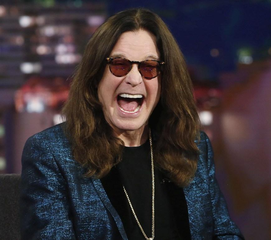 Un clip video il arata pe Ozzy impreuna cu Sharon in ziua de anul nou - Contemporary-Establishment