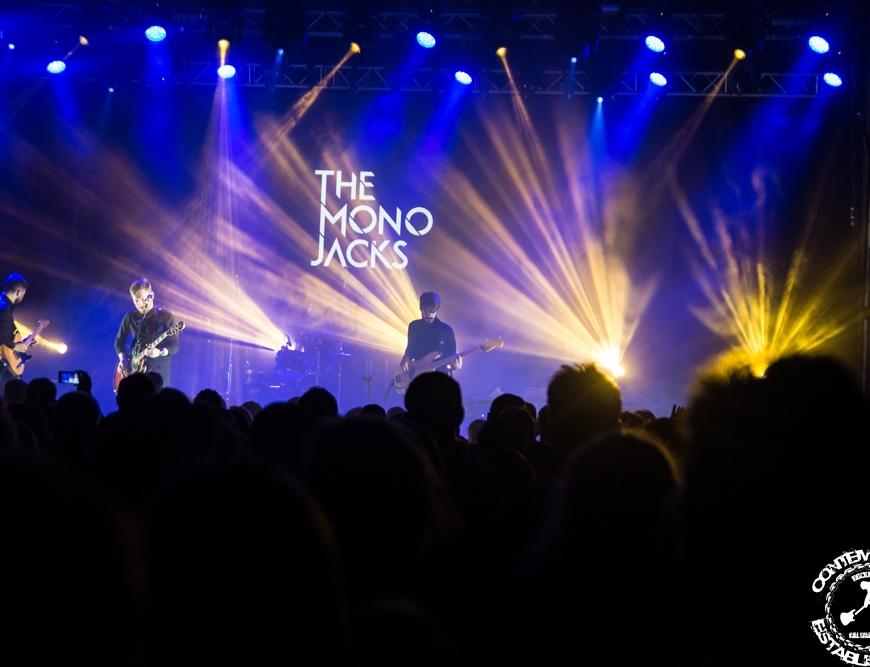 "The Mono Jacks a lansat single-ul ""Gloria"""