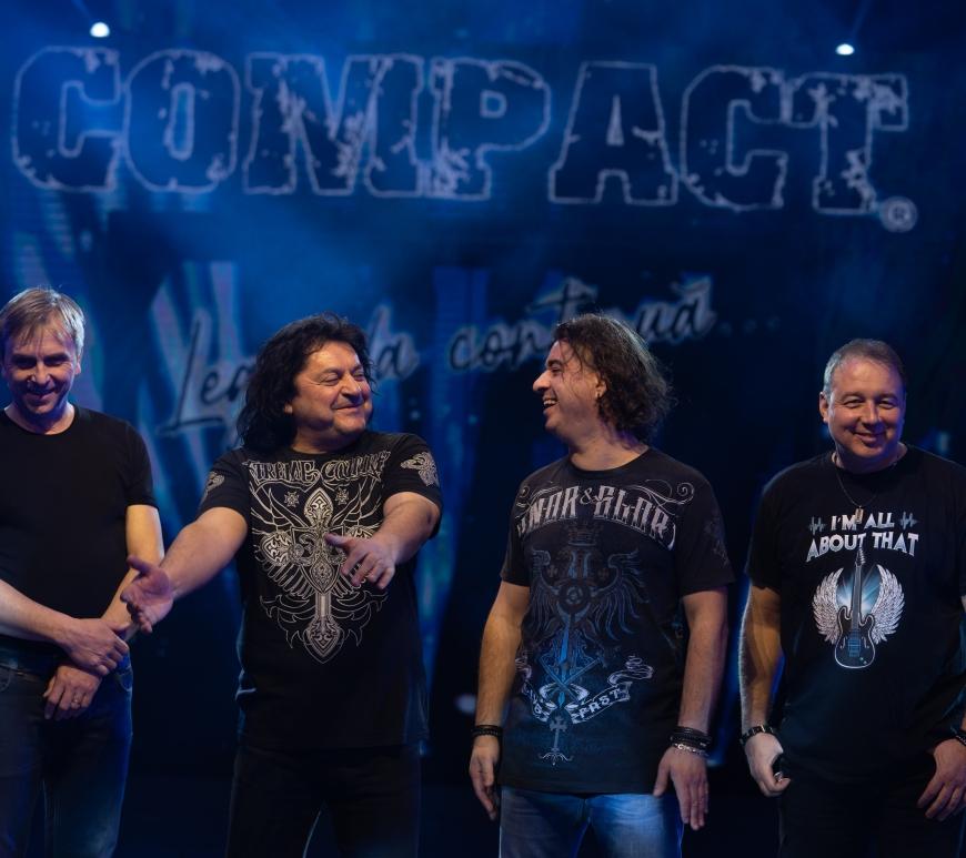 "Un alt inceput... ""Trupa din vis"", turneul national Compact 2020 - Comunicat"