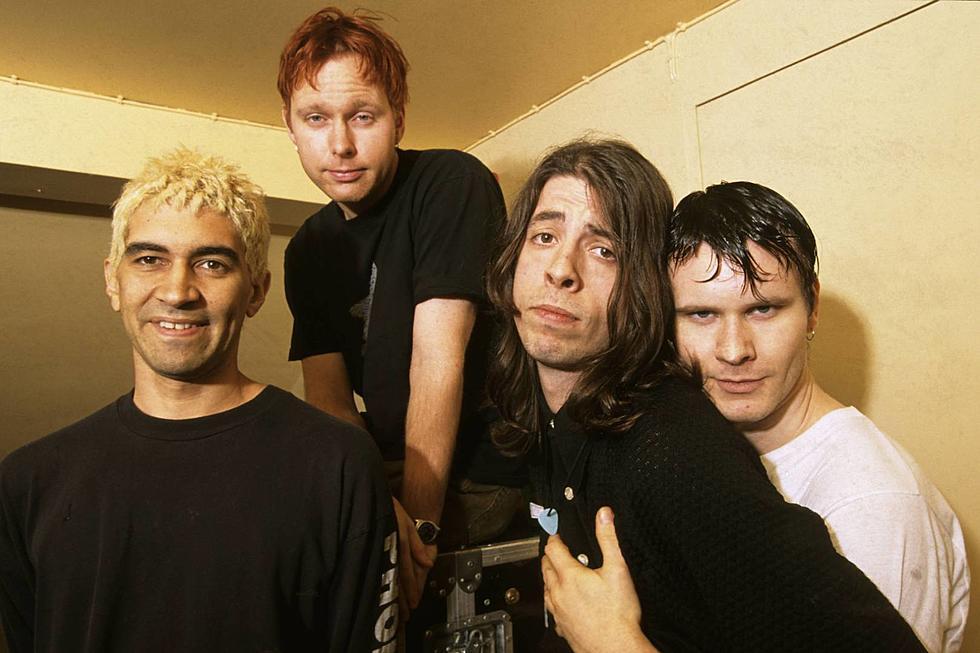 Foo Fighters impartaseste fotografii de la primul lor show live cu ocazia aniversarii de 25 de ani