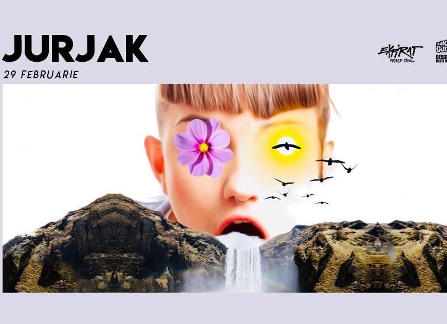 Concert Jurjak Live in Expirat pe 29.02