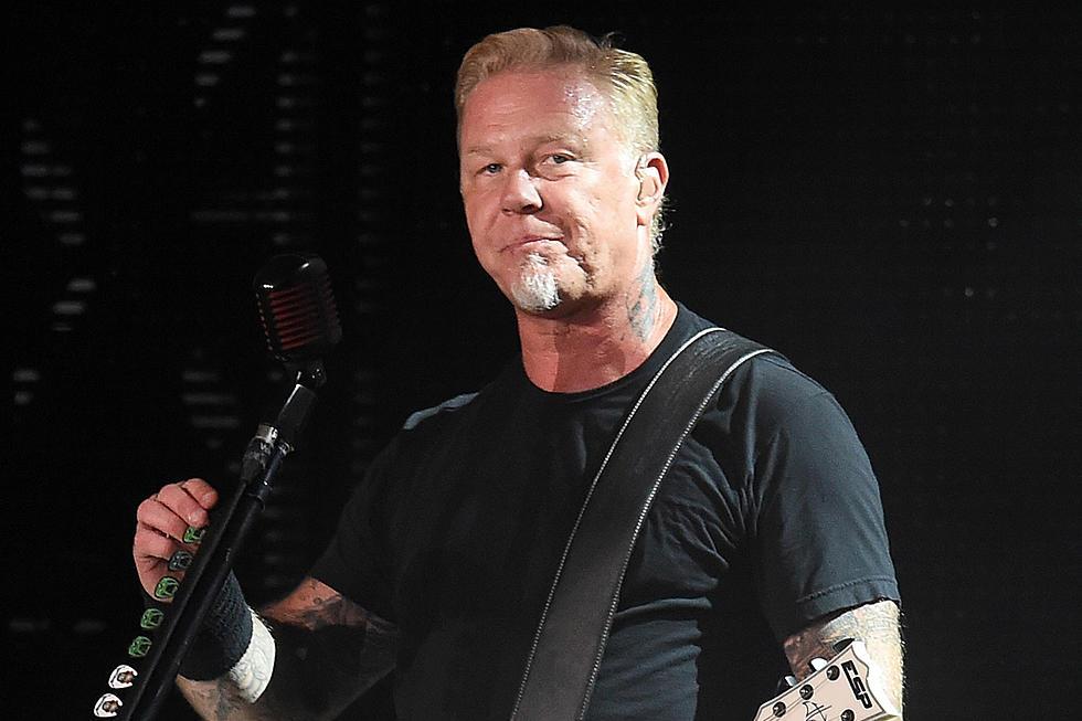 Metallica anuleaza doua show-uri din cauza tratamentului pe care il urmeaza James Hetfield