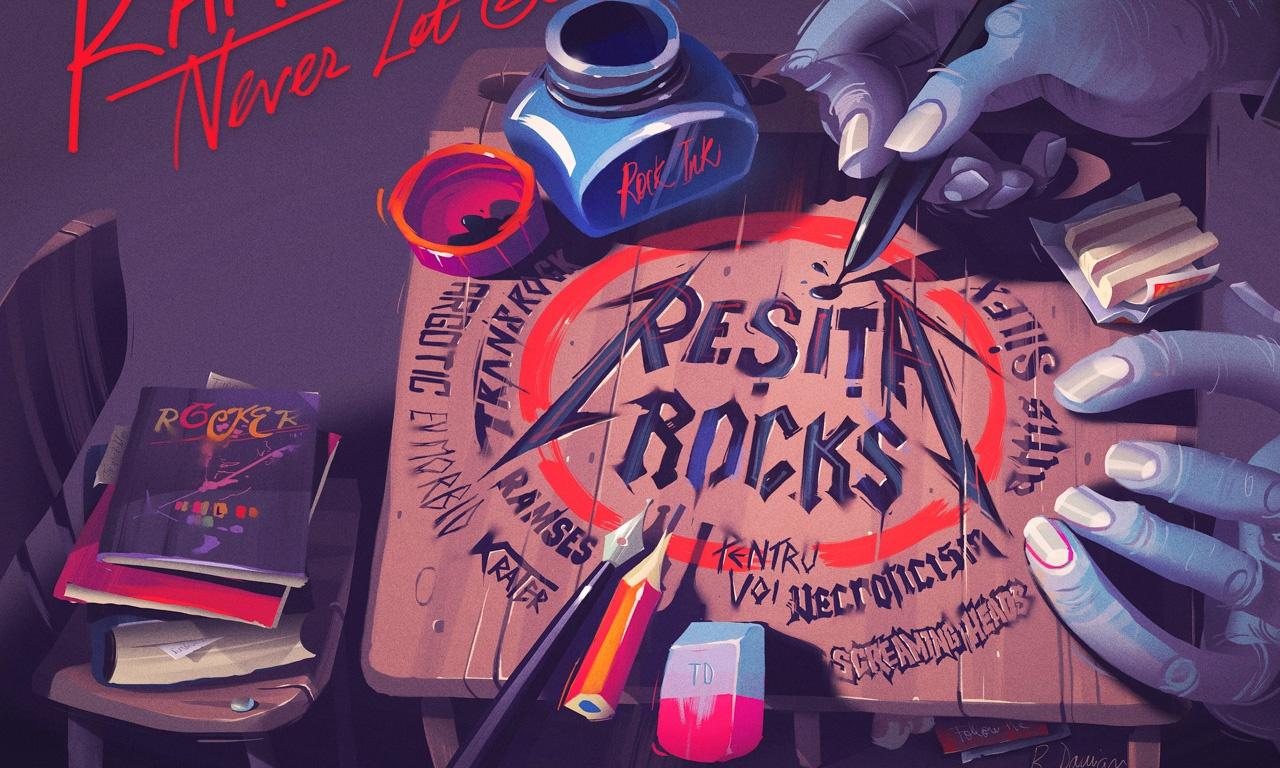 """RESITA ROCKS revine in forta alaturi de Ovidiu Anton cu piesa """"Never Let Go"""""""