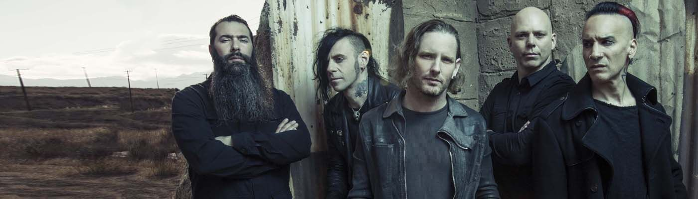 "Stone Sour a lansat un nou/vechi demo si anume ""Take A Number"""