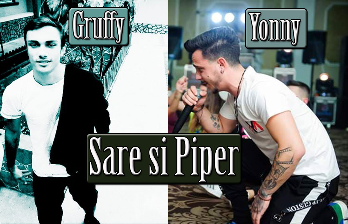 "Yonny & Gruffy au lansat seingle-ul ""Sare si Piper"""