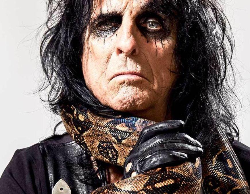 """Alice Cooper anuntă ca noul său album este """"aproape gata"""""""