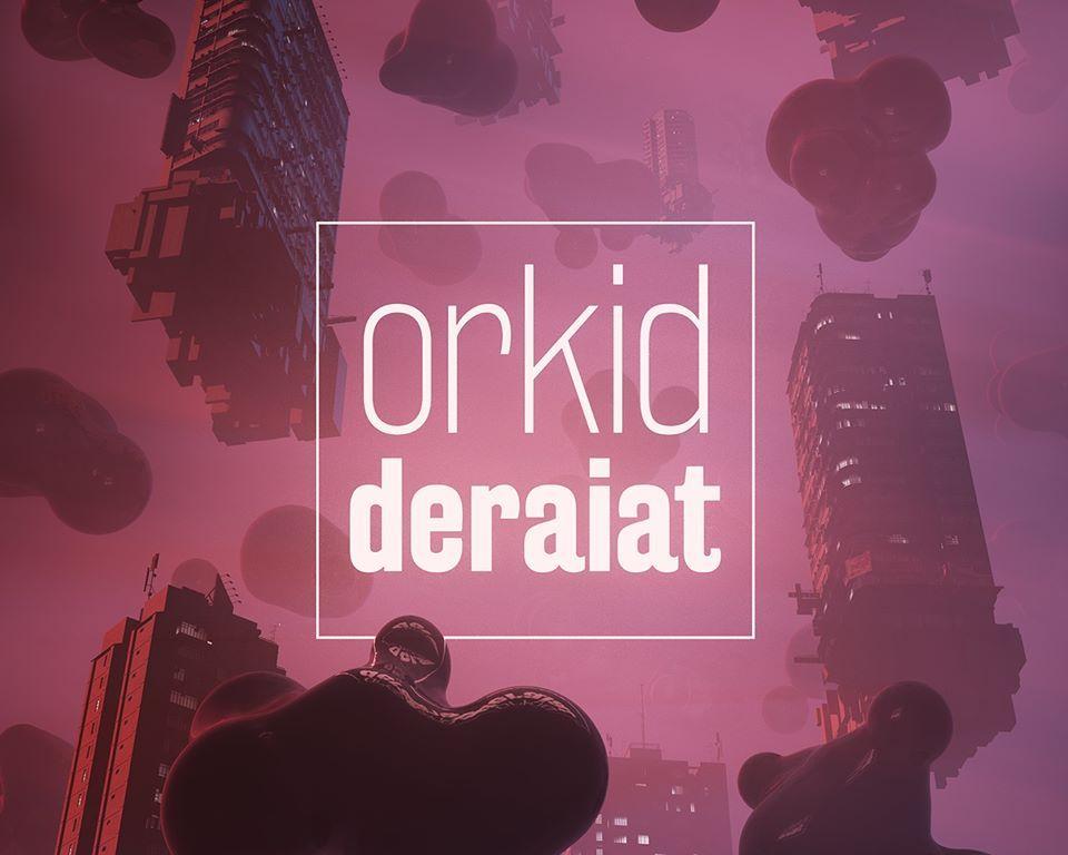 Orkid lansează Deraiat EP – primul lor material în limba română