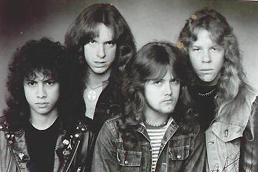 Kirk Hammett era invitat acum 37 de ani pentru a se alătura trupei Metallica