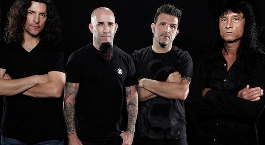 Anthrax are 6 piese terminate pentru noul album