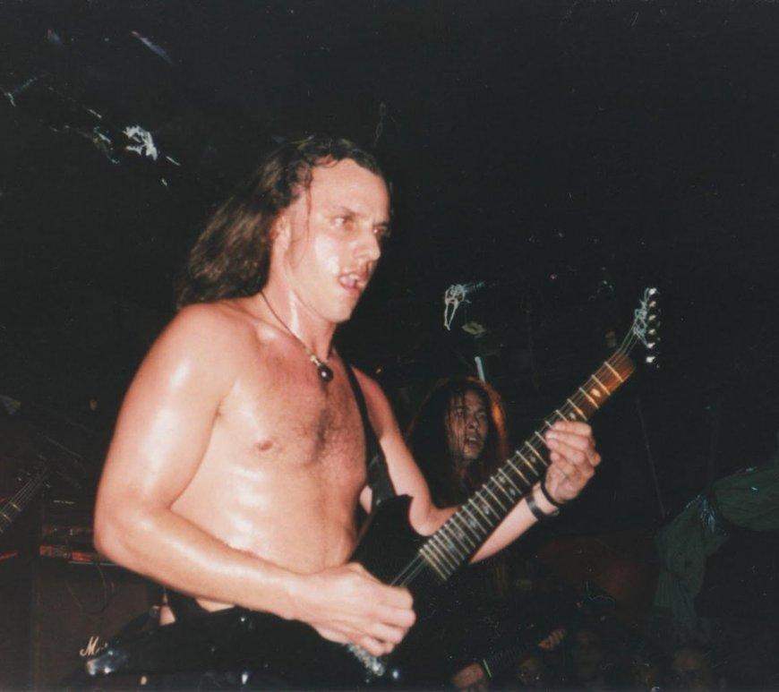 Death a adăugat pe streaming un concert întreg din 1995