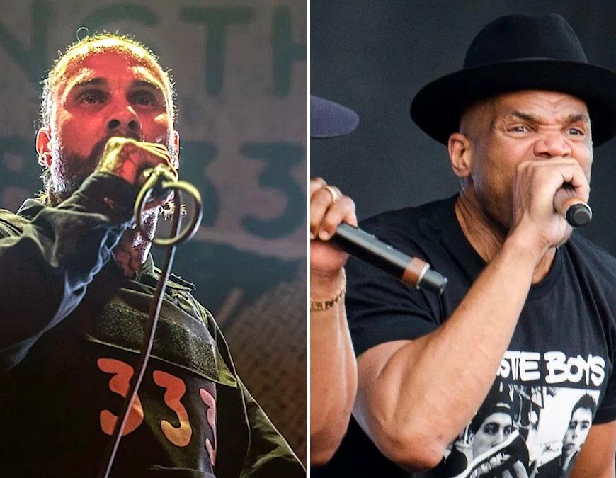 """Fever 333 s-a unit cu Darryl McDaniels de la Run DMC pentru un Remix al piesei """"Animal"""""""