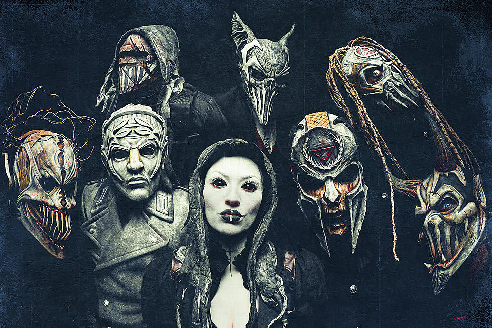 "Trupa Mushroomhead a lansat un nou single intitulat ""The Heresy"""