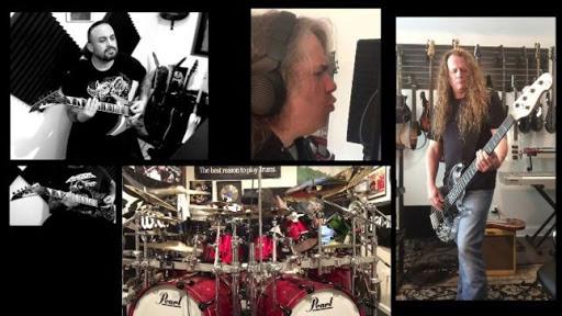 Membrii Exodus și Overkill și-au unit forțele pentru un cover Megadeth