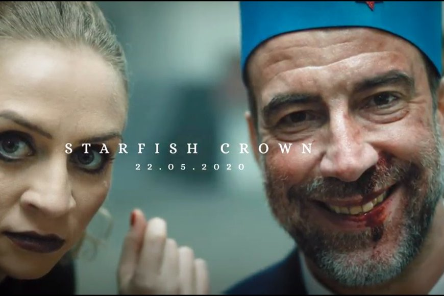"White Walls a lansat videoclipul pentru single-ul ""Starfish Crown"""