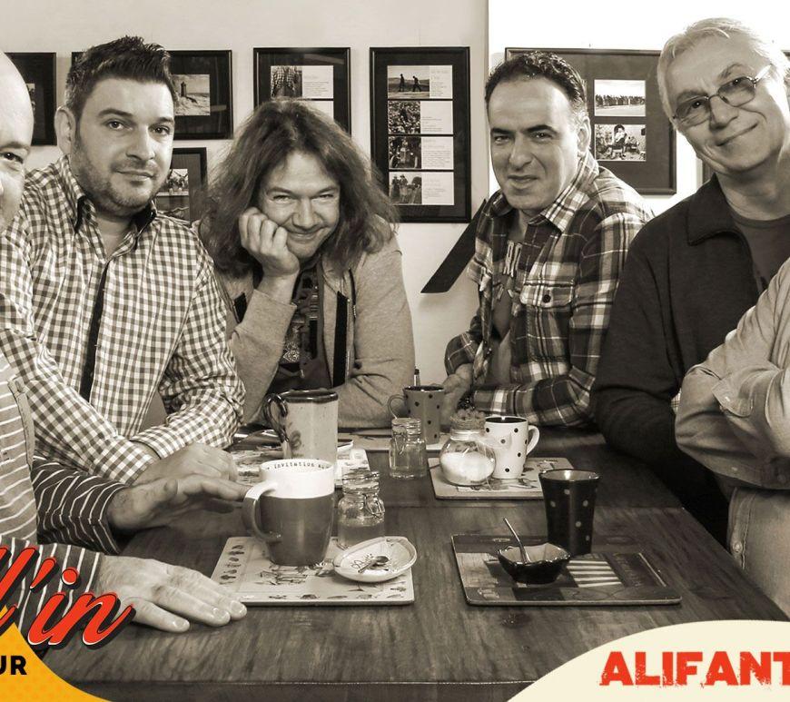 Alifantis & Zan la Roll'in Constanța - 19 iunie