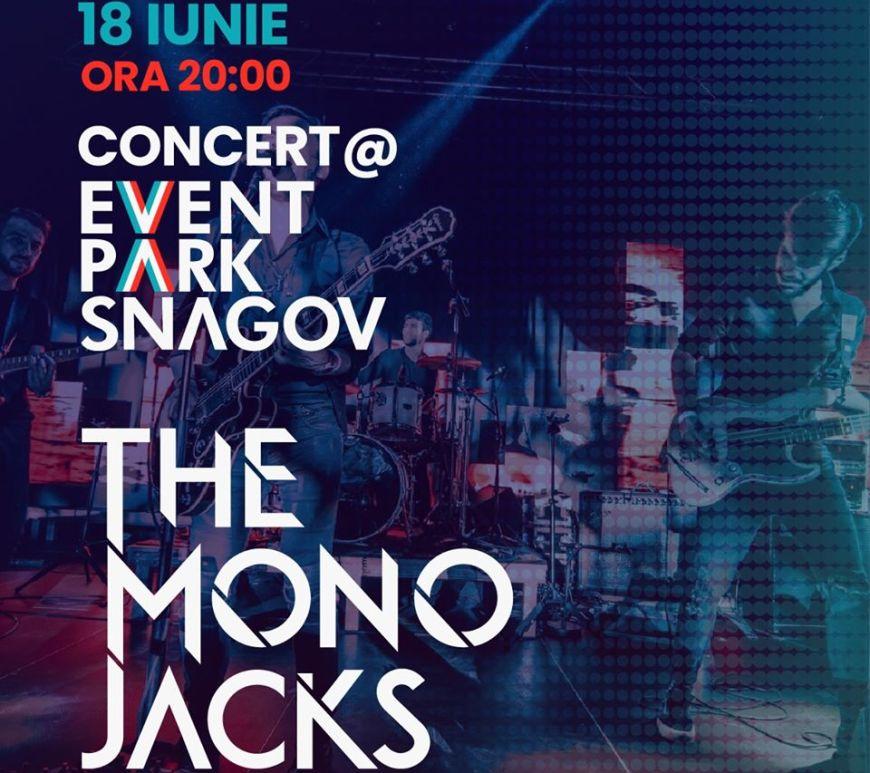 The Mono Jacks în concert la Event Park - 18 iunie
